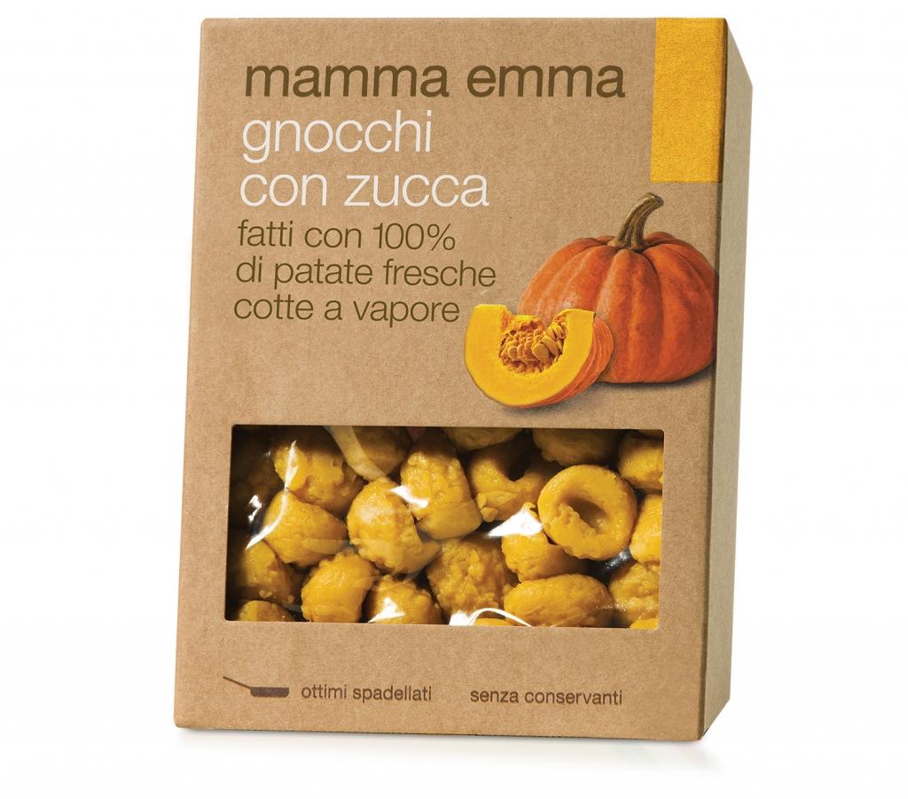 Gnocchi alla Zucca Mamma Emma