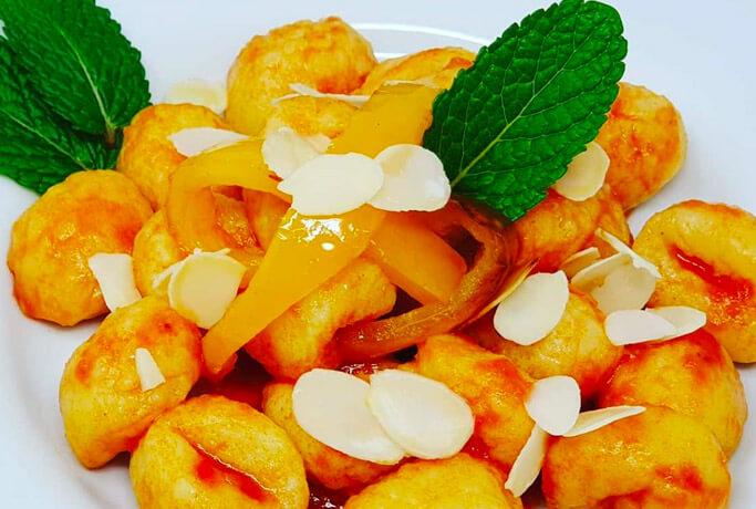 ricetta gnocchi di patate con peperoni