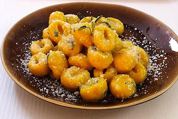 Gnocchi Ricetta Burro Salvia