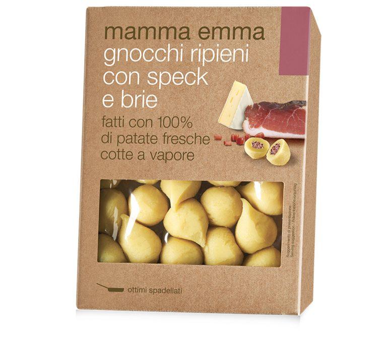 Gnocchi Speck Brie Mamma Emma